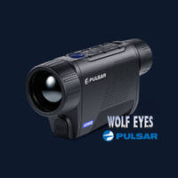 Pulsar Axion Thermal Monocular